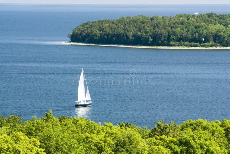 Download Sailing stock image. Image of ocean, nautical, sailing - 2963021