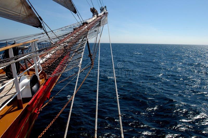 Sailing stock image