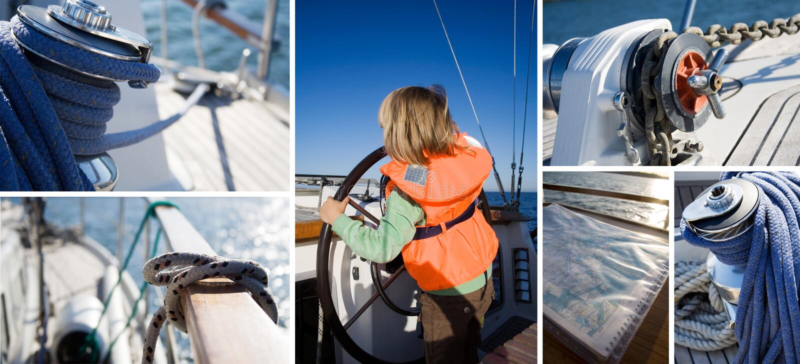 Download Sailing Stock Photo - Image: 7591090
