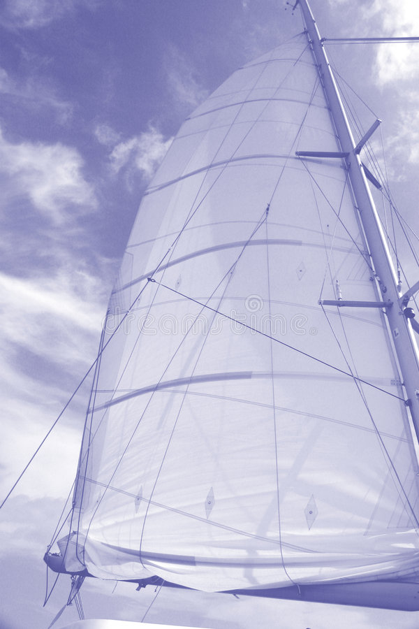 Sailing Background or stationery royalty free stock photo