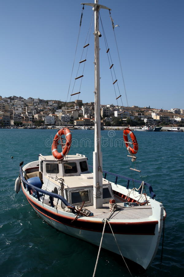 Download Sailing boat stock photo. Image of vessel, port, deck - 10937104