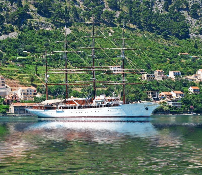 Download Sailing boat stock photo. Image of enjoying, leaves, island - 23234582