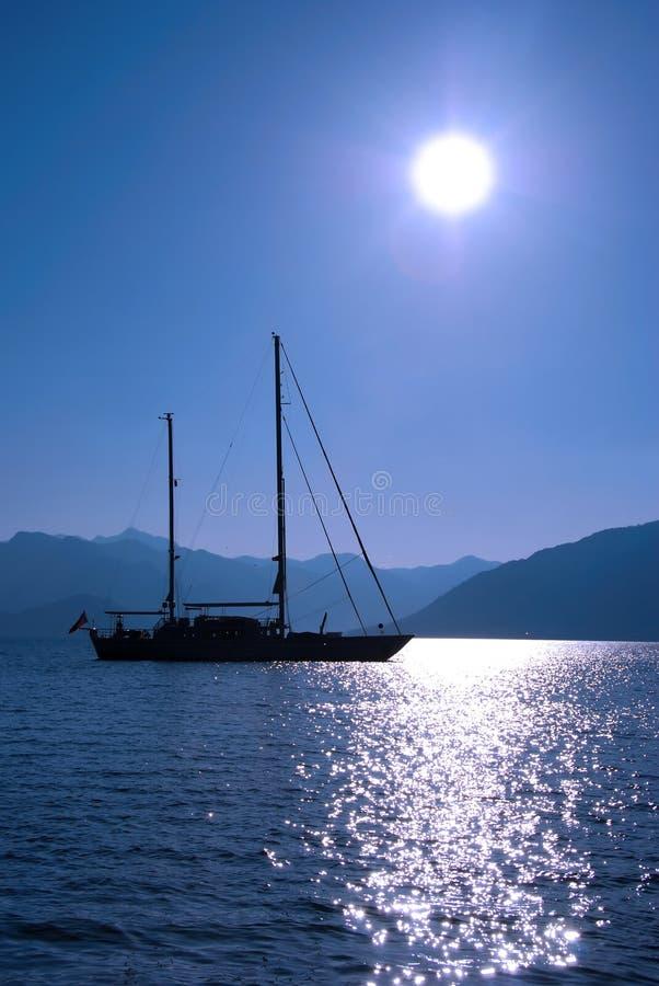 Free Sailing Boat Stock Image - 4191911