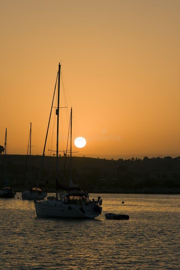 Download Sailing Boat, Algarve, Portugal Stock Photos - Image: 12976413