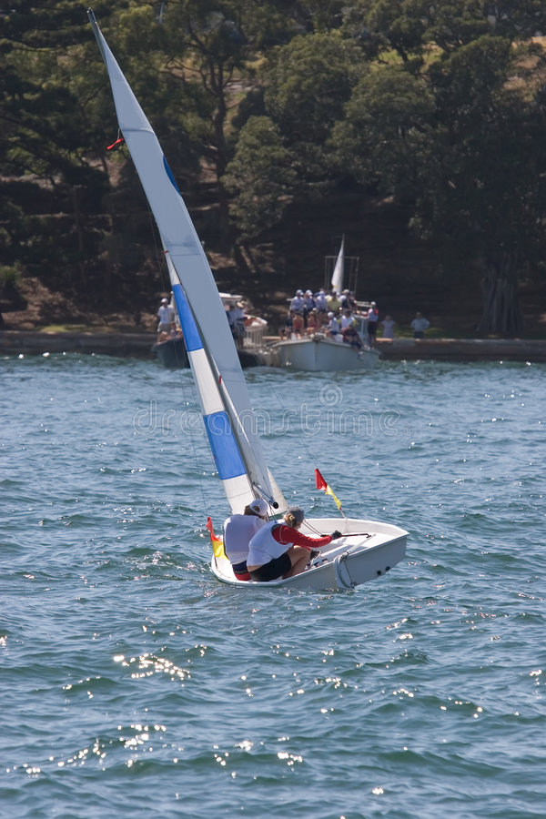 Download Sailing On The Harbour Stock Photo - Image: 2290850