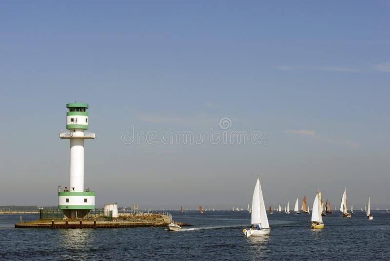 sailing lesure стоковое изображение