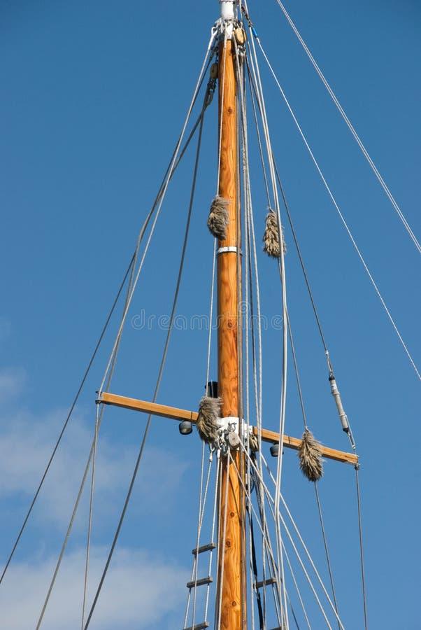 Sailing Mast stock images