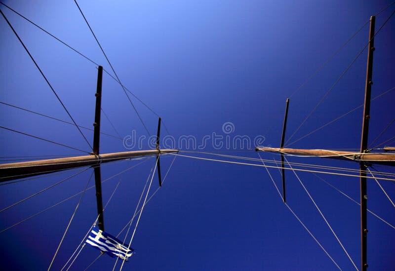 Download Sailing Masts Royalty Free Stock Photography - Image: 1709187