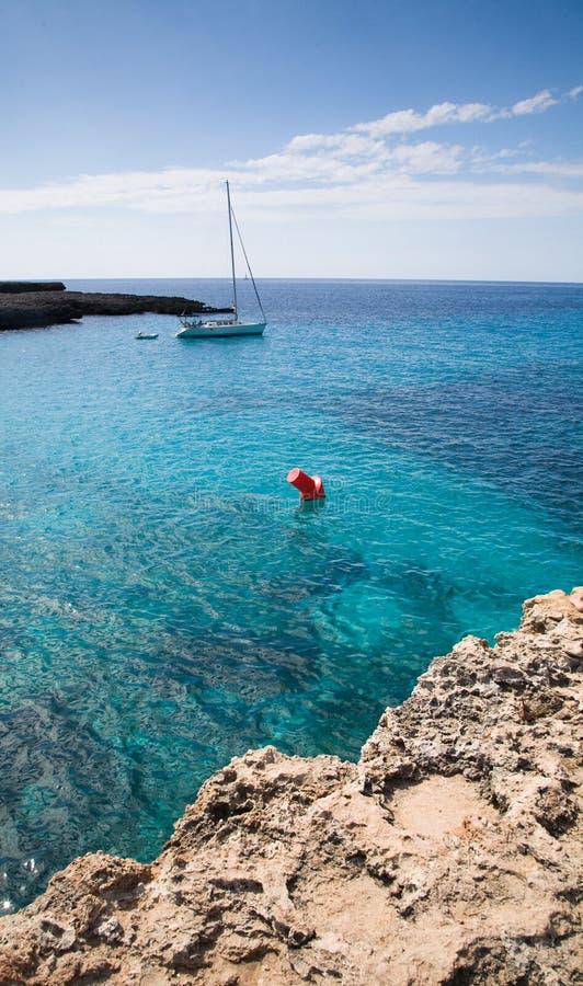 sailing menorca стоковое фото rf