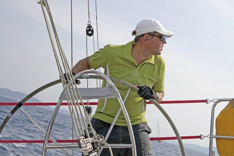 sailing regatta действия стоковое изображение rf