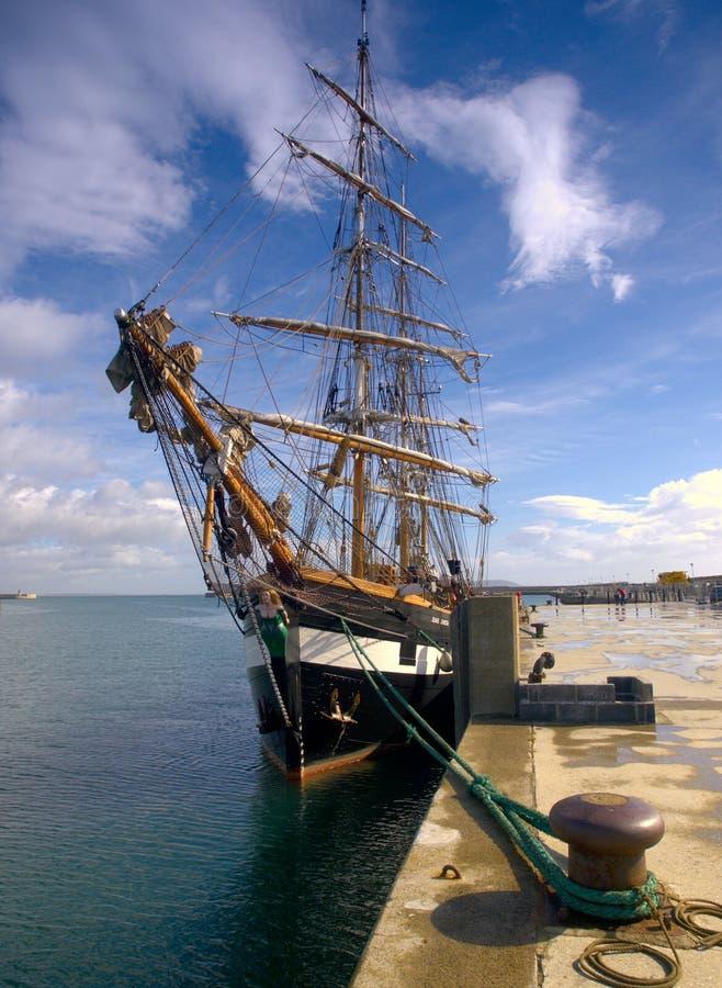Sailing Ship stock photo