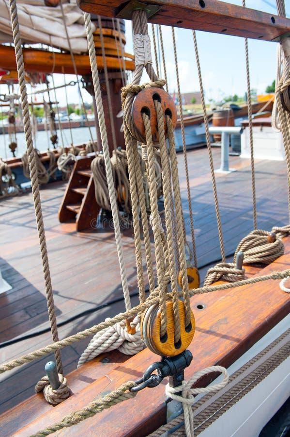 Download Sailing ship stock photo. Image of sail, leisure, anchor - 33975048