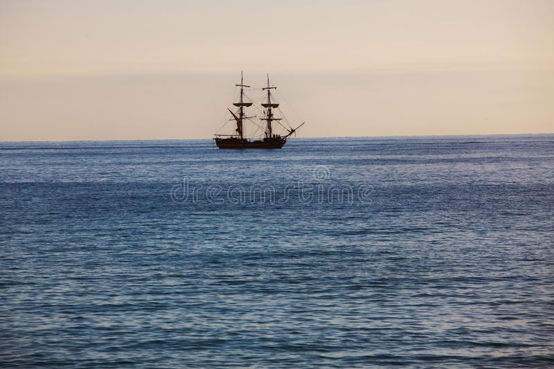 Download Sailing ship stock photo. Image of outdoors, scenic, locomotion - 34257680