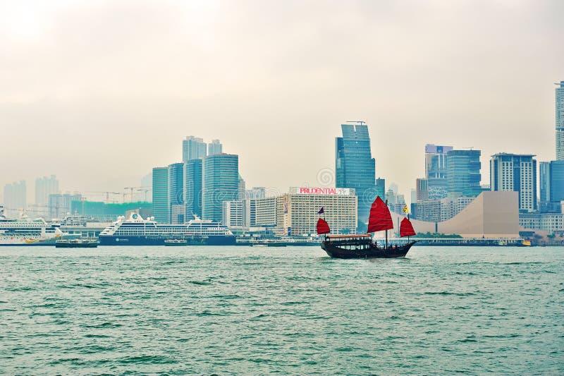 The sailing ship stock photography
