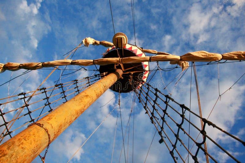Sailing ship's royalty free stock photos