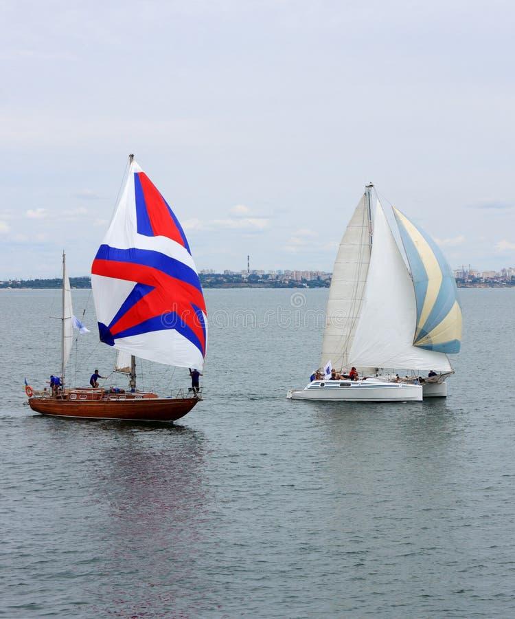 Download Sailing ships regatta editorial stock image. Image of travel - 20145964