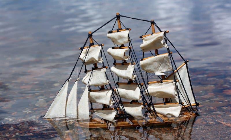 Download Sailing Vessel stock photo. Image of sailboat, hobby - 25249142