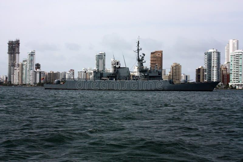 Sailing Warship Royalty Free Stock Images