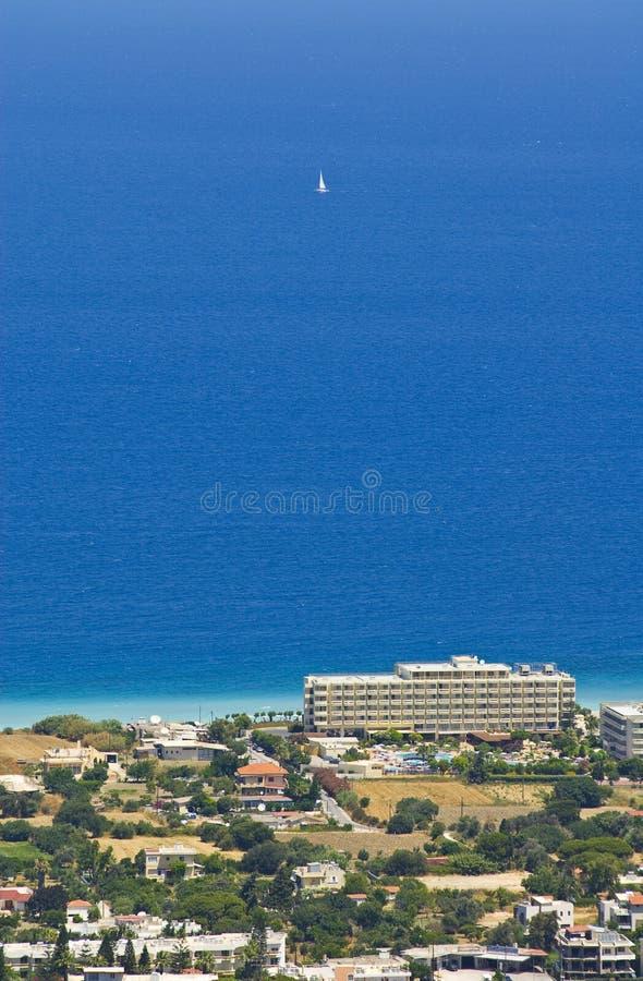 Download Sailing yacht stock photo. Image of sailing, suburb, europe - 10522984