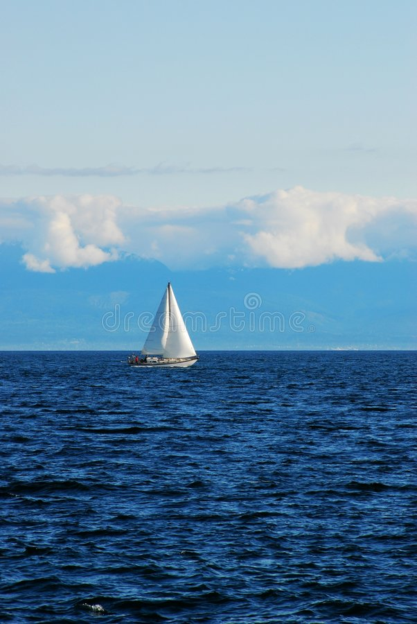 Free Sailing Yacht Stock Images - 5281274