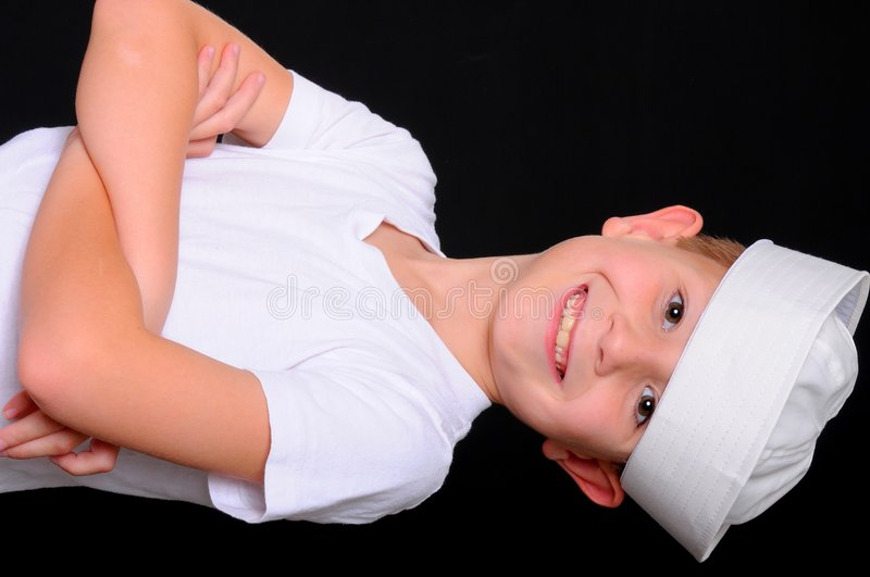 Free Sailor Boy Stock Images - 4377114