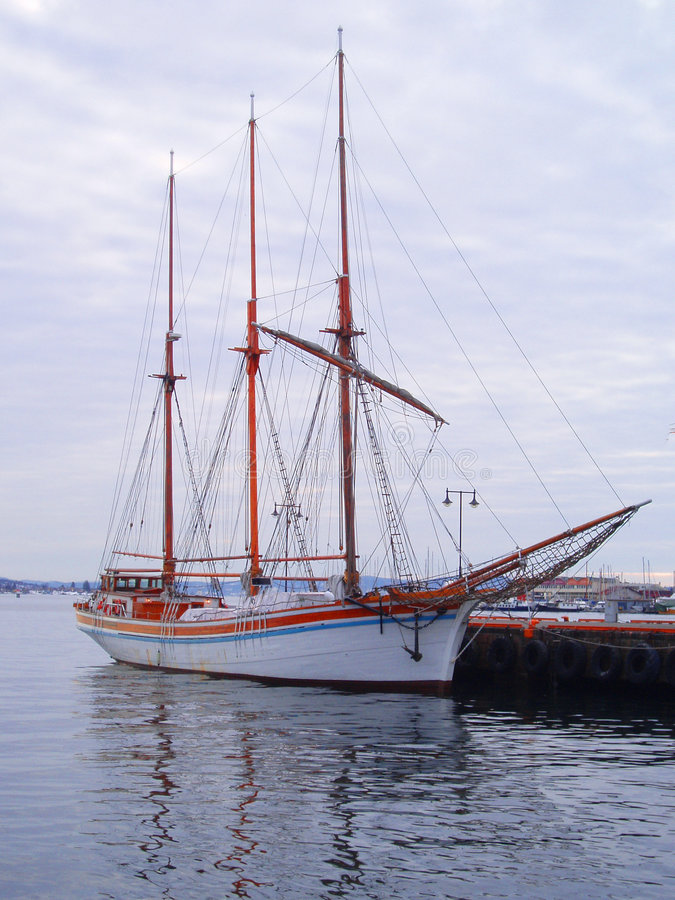 Free Sailship Royalty Free Stock Photography - 2024837