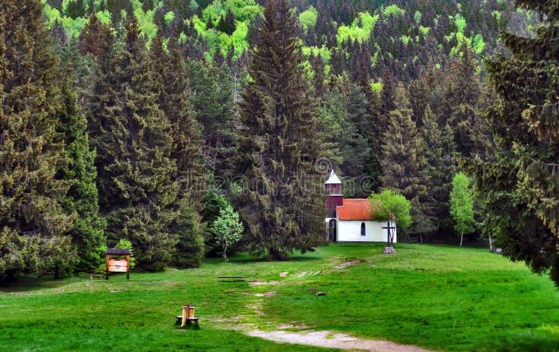 Saint Ana de chapelle photographie stock libre de droits