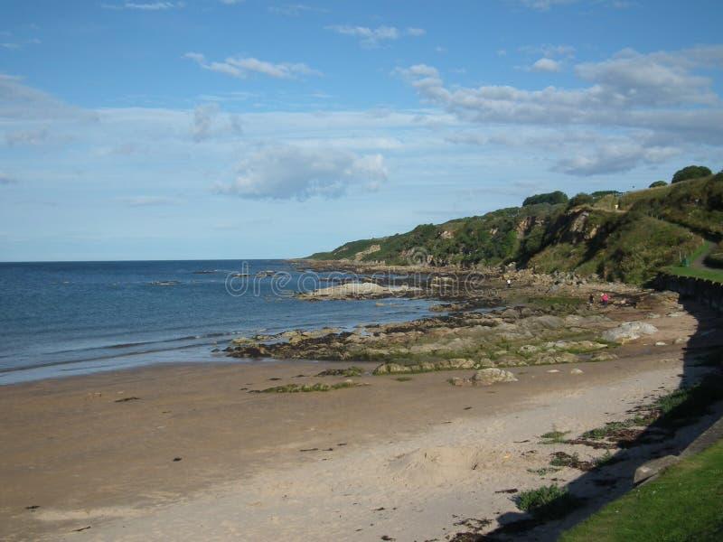 Saint Andrews plaża zdjęcie stock