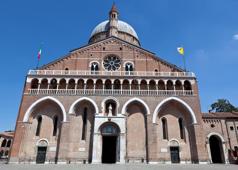 Saint Anthony basilica, Padua, Italy royalty free stock image