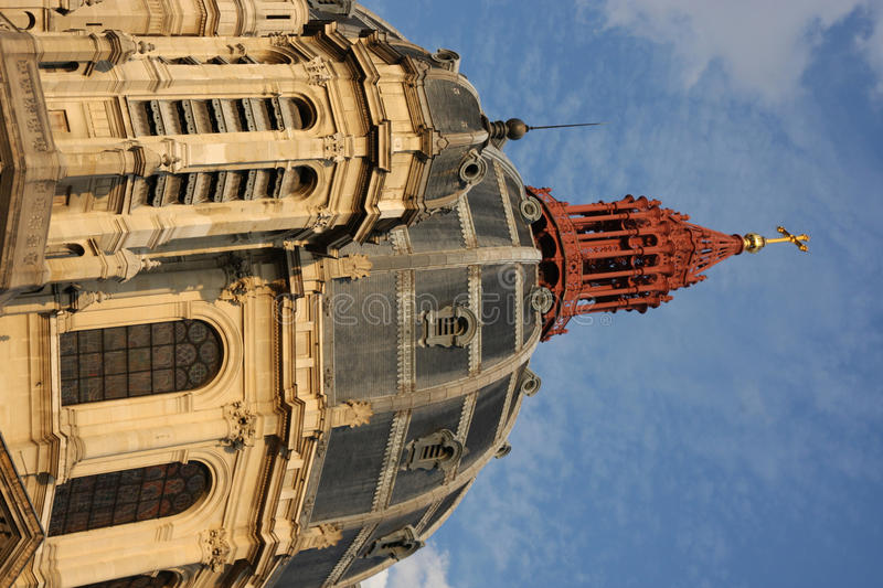 Download Saint Augustin stock image. Image of roof, tower, paris - 11654873