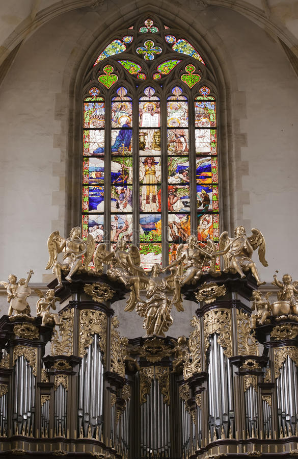 Download Saint Barbara Church - Kutna Hora Stock Photo - Image: 19630878