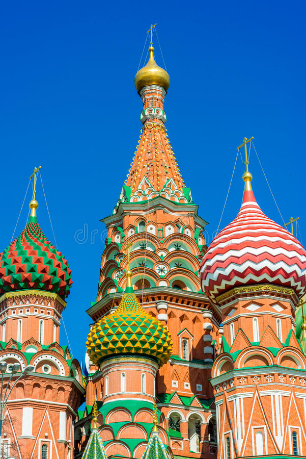 Download Saint Basil's Cathedral stock image. Image of architectural - 30554973