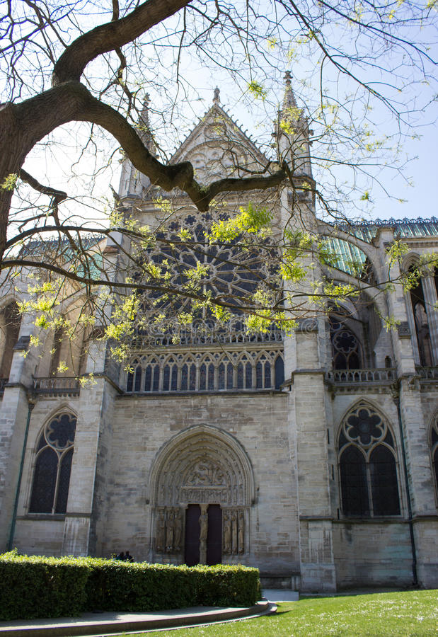Saint-Denis stock photo