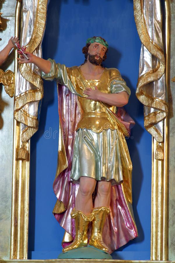 Free Saint Donatus Royalty Free Stock Images - 109649459