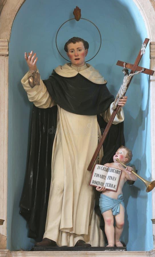 Saint Doninic fotos de stock royalty free