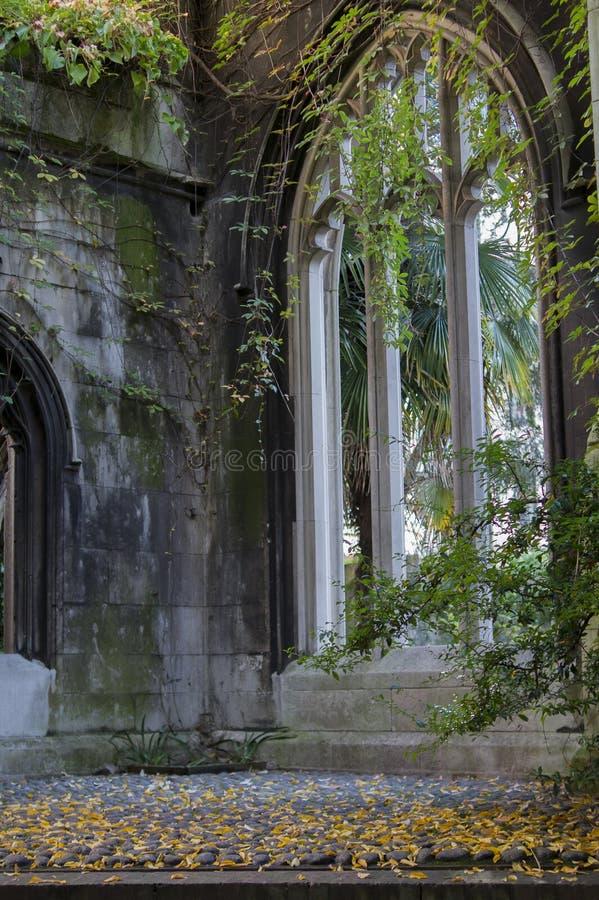 Saint Dunstan i öst, London arkivfoto