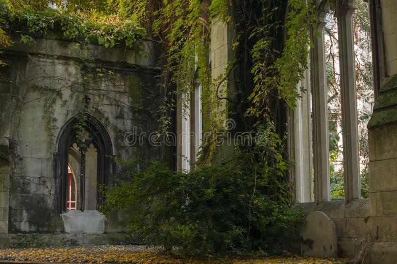 Saint Dunstan i öst, London royaltyfri bild