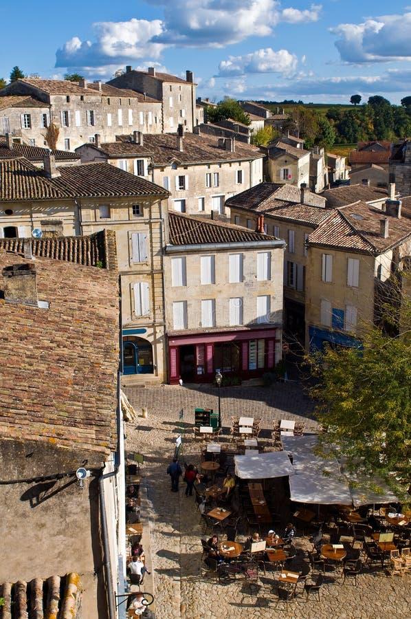 Saint Emilion Town stock photos