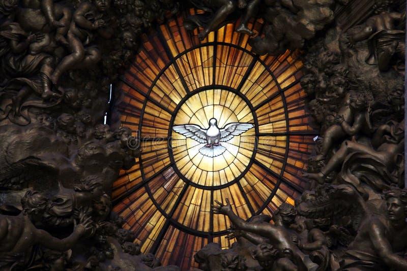 Saint-Esprit photos libres de droits