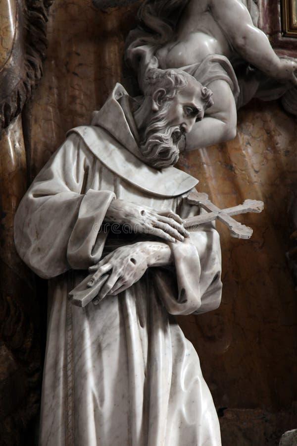 Saint Francis fotografia de stock royalty free