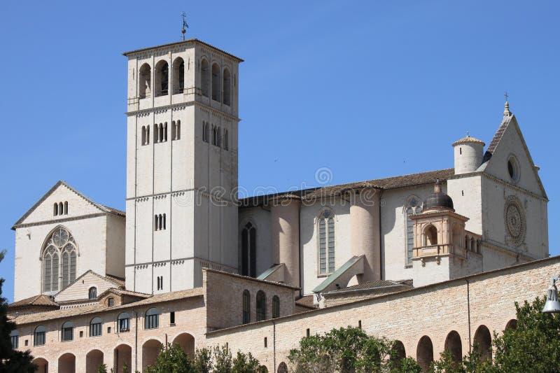Saint Francis Cathedral stock photos