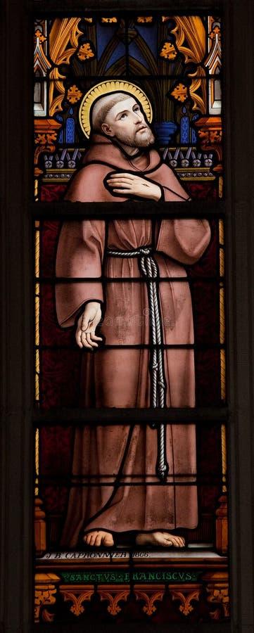 Saint Francis de Asisi fotos de stock