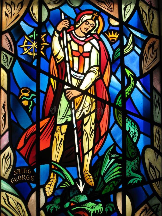 Saint George images libres de droits