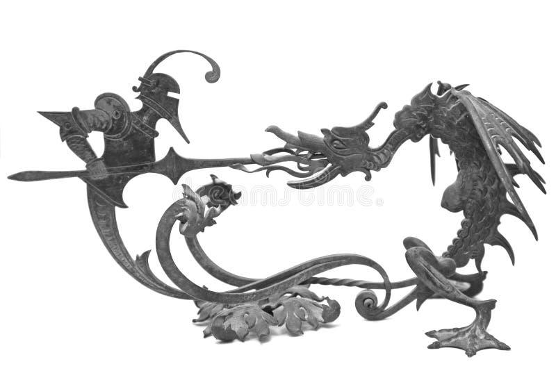 Download Saint George stock photo. Image of saint, conquest, dragon - 6179528