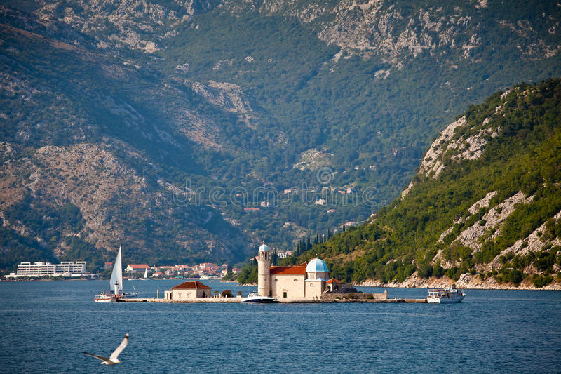Download Saint George Island, Montenegro Stock Photo - Image: 21900500