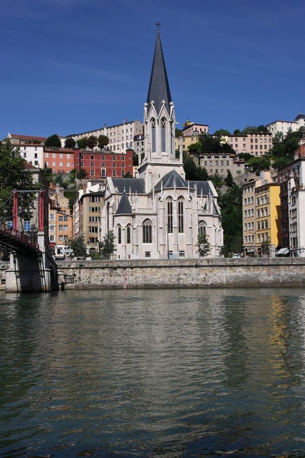 Download Saint Georges Church stock photo. Image of bridge, basilica - 11711594