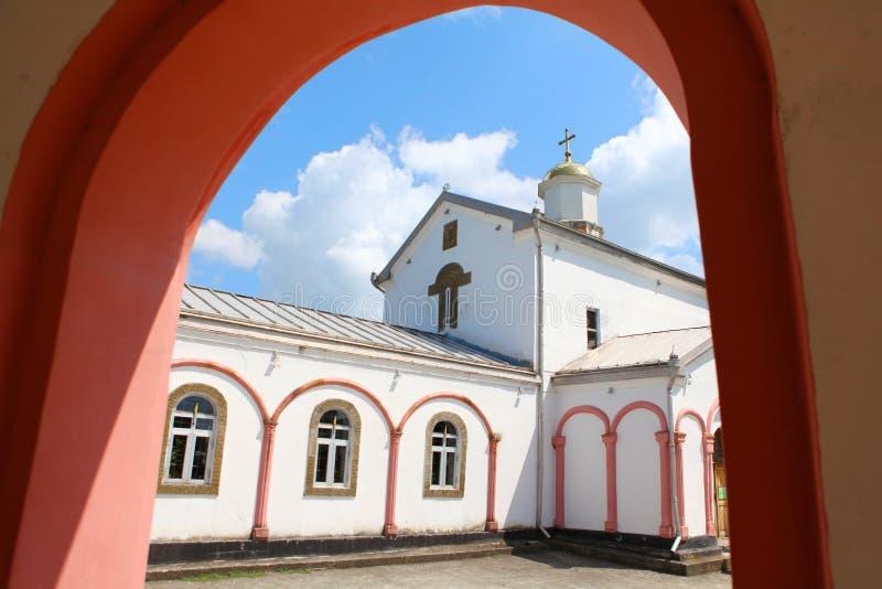 Saint Georges o templo Victorious imagens de stock
