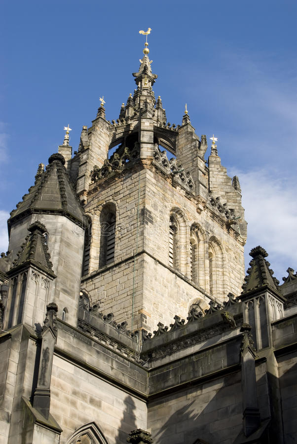 Download Saint Giles Cathedral. Edinburgh. Royalty Free Stock Photography - Image: 13305547