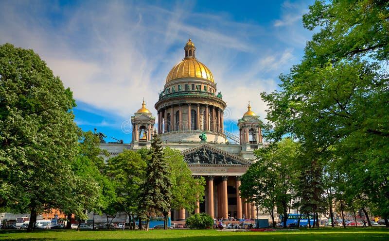 Download Saint Isaac cathedral stock photo. Image of history, isaac - 26962866