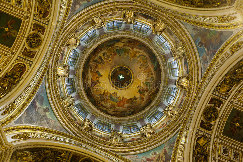 Download Saint Isaac's Cathedral stock photo. Image of spirituality - 18591552